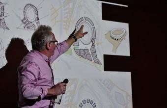 12 Abril 2018 - Conferencia del arquitecto e investigador Peter Bishop