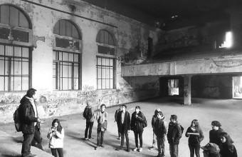Clase abierta - Teatro Enrique Molina