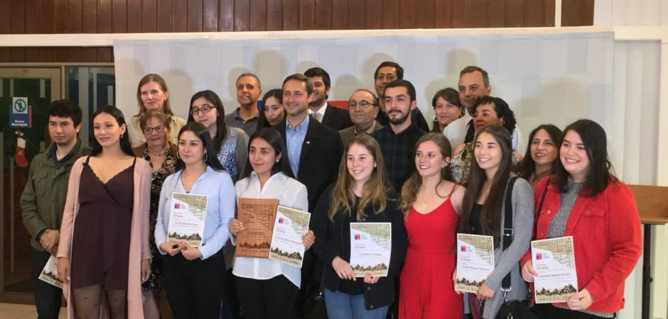 Segundo y Tercer lugar Concurso Vivienda Rural