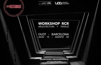 Workshop Internacional RCR 2019 - Barcelona