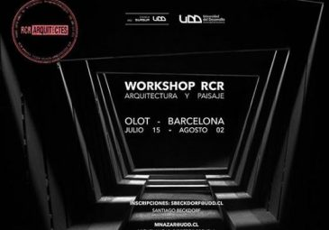 Workshop Internacional RCR 2019 – Barcelona