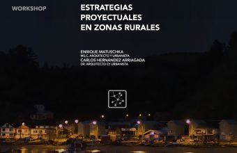 Workshop - ESTRATEGIAS PROYECTUALES EN ZONAS RURALES