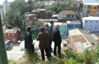 Primera Mención Honrosa - Concurso Nacional Anteproyecto Reconversión Sitio Estanque