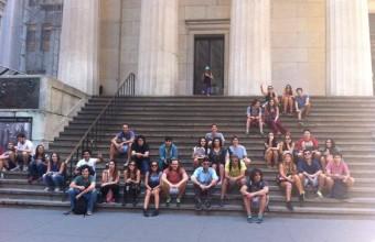 Alumnos de nuestra Escuela ARQUDD visitan New York - Chicago