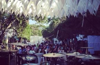 WORKSHOP 2014 - Activación espacio público en Barrio Italia