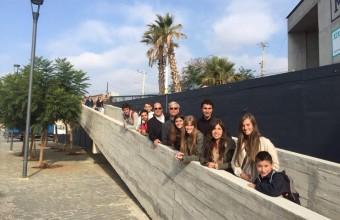 Gran participación ARQUDD, en Casa Crucero y Museo ex carcel