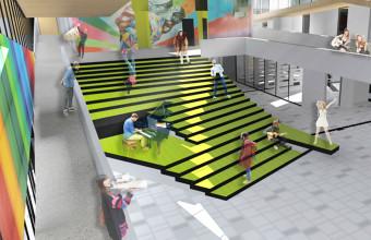 Arquitecto y Ex Alumno ARQUDD, participa en la propuesta ganadora para el concurso