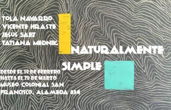 Exposición montada por 2 exalumnas de ARQUDD