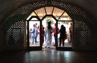 Arquitectura UDD participó en inauguración de escuela en Rapa Nui