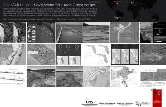 Conferencia GeoAdaptive / Flavio Sciaraffia + Juan Carlos Vargas