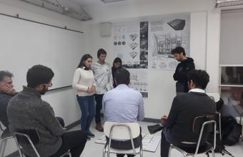 Entrega U1 Diseño Arquitectónico y urbano IV - Sección 3