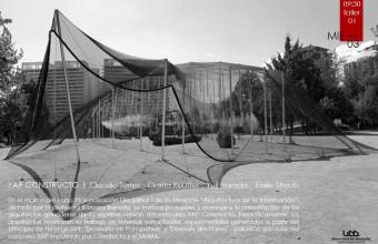 Charla Pabellón ganador concurso YAP Constructo