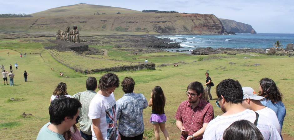 Workshop Internacional Isla de Pascua  2017 / Programa de Magister de Arquitectura