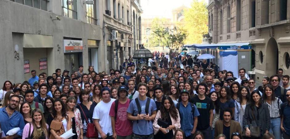 Actividad Puente - Nuevos alumnos 2018