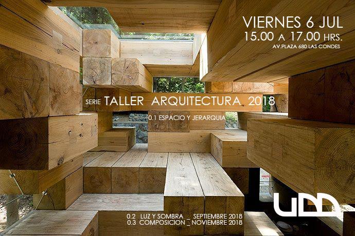 UDD arquitectura serie 01