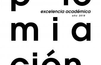 Premiación Excelencia Académica '18