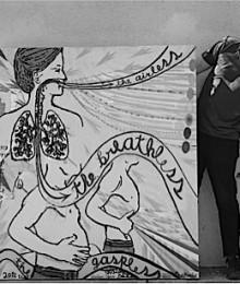Profesor de Pregrado ArtCCO UDD, Sebastián Tan Vargas Fernández