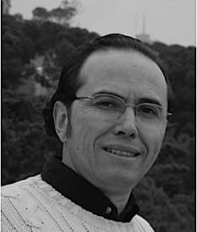 Profesor de Pregrado ArtCCO UDD, Victor Hugo López
