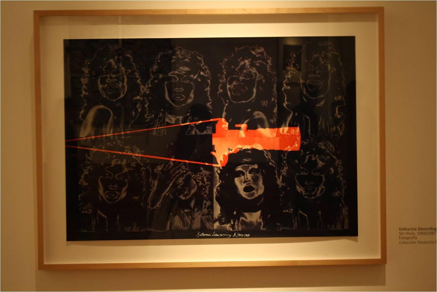 MAVI.Exposición Beuys, Visita escuela de Arte , Circuito Centro.