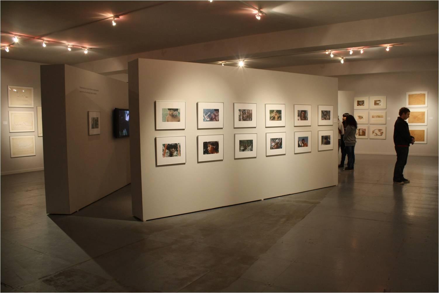 Exposición Juan Downey.Fundación Telefónica.