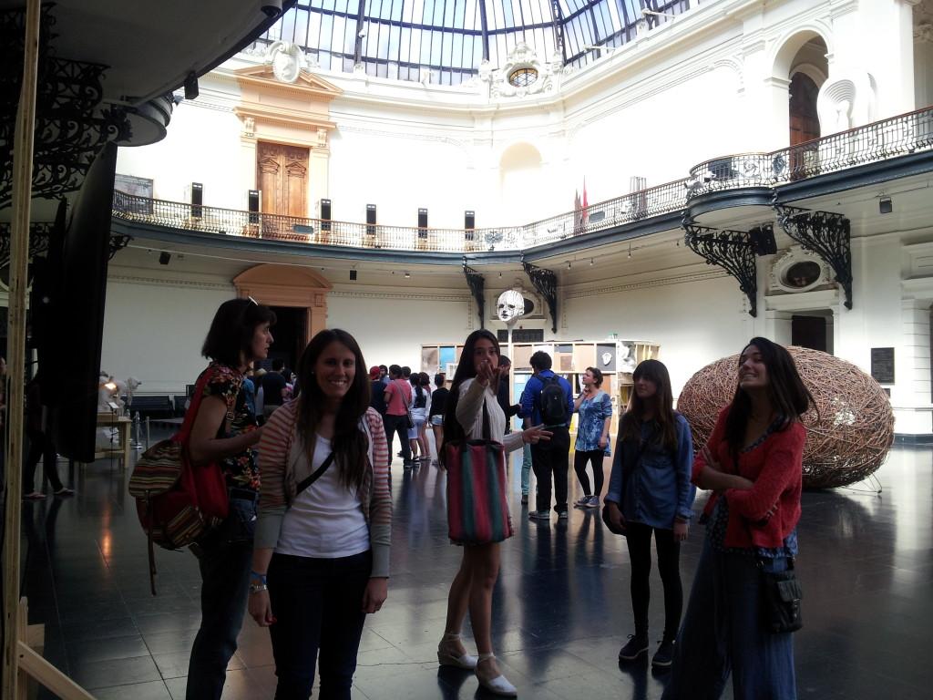 Visita Bellas Artes - Klaudia Kemper Video I (3)