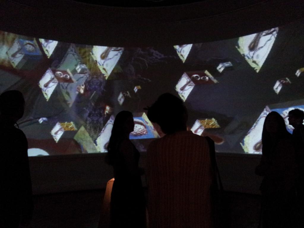 Visita Bellas Artes - Klaudia Kemper Video I (4)