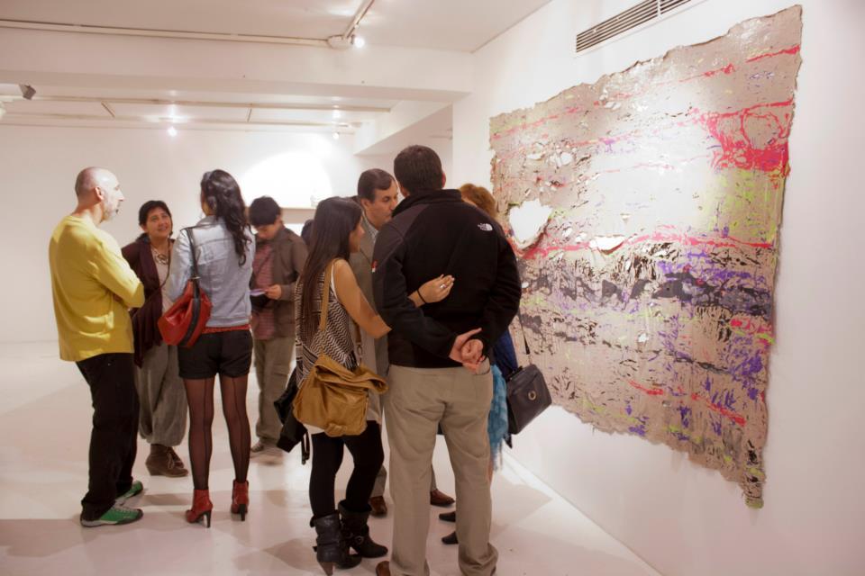 Exposiciones de alumnos ArtCCO UDD, Ensayo General