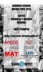 Últimos cupos para Workshops de Arte en Nueva York | ArtCCO UDD
