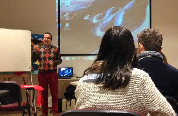 Inician las clases del Diplomado en Estudios Críticos y Curatoriales | ArtCCO UDD