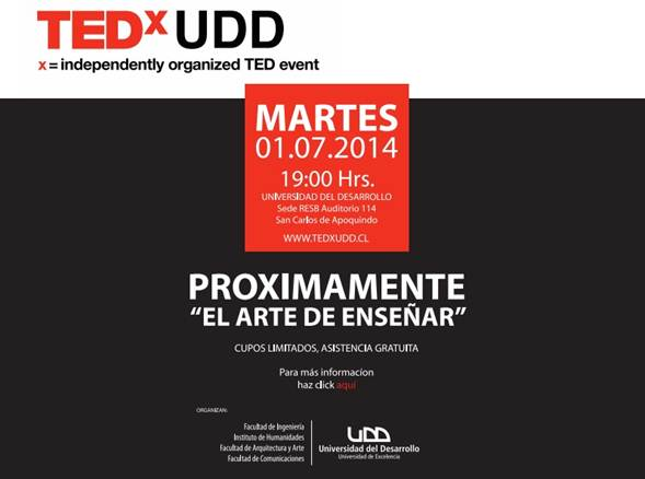TEDx UDD