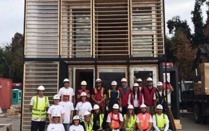 Alumnos de Arquitectura Concepción ganan concurso Construye Solar