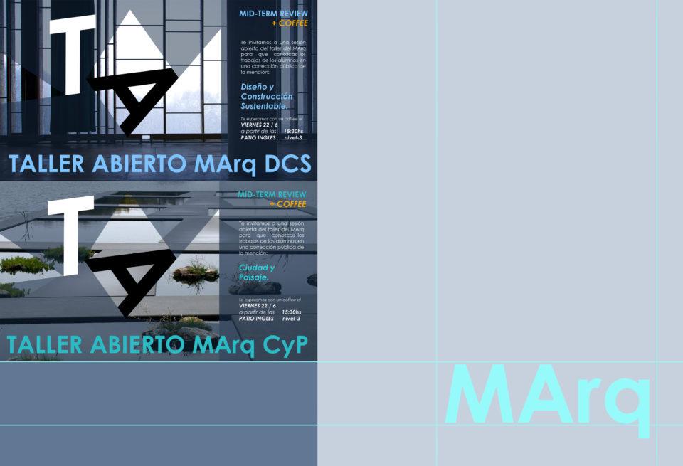 Taller abierto MArq