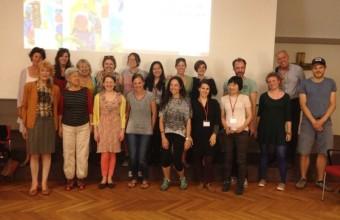 Directora del Magister de Arte Terapia expone en seminario en Alemania | UDD-Espaciocrea