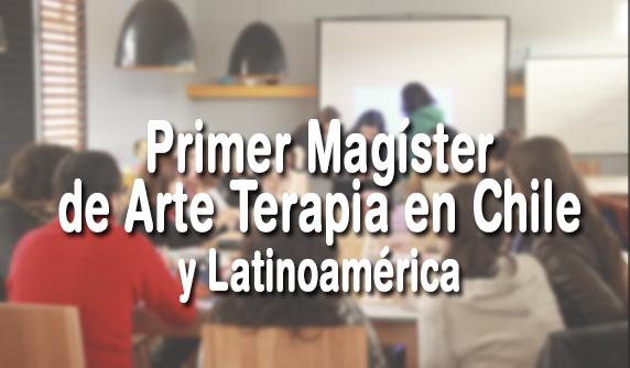 Primer Magíster de Arte Terapia en Chile | MAT UDD- Espaciocrea