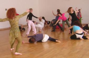 III Encuentro Internacional de Danzaterapia en México | Magíster de Arte Terapia UDD-ESPACIOCREA