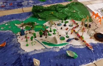 Arte Terapia en catástrofe post aluvión | Iniciativa Magíster de Arte Terapia