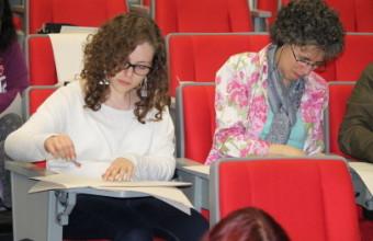Experta internacional realizó clase magistral sobre Arte Terapia